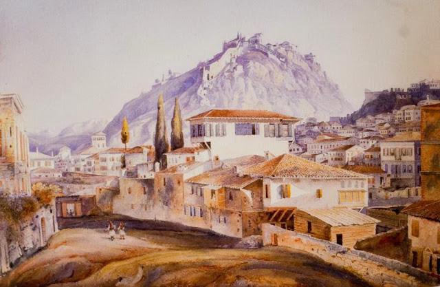 18 Ιανουαρίου του 1823: Το Ναύπλιο ορίζεται πρώτη Πρωτεύουσα του Ελληνικού κράτους