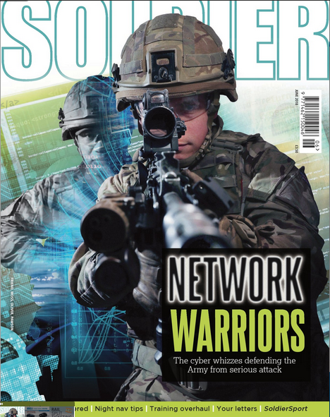 SANDHURST HIVE: Soldier Magazine- June 2018