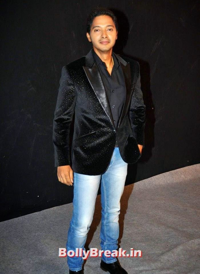Shreyas Talpade, Star Parivaar Awards 2014 Red Carpet Photo Gallery
