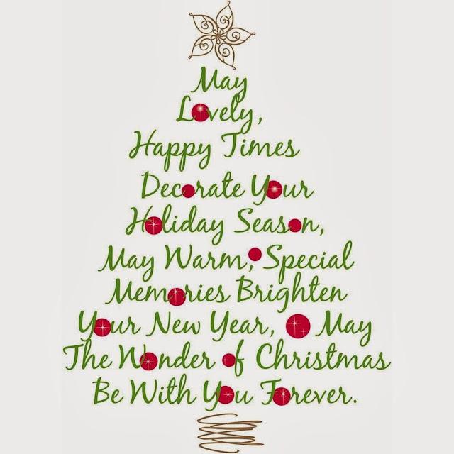 Happy Merry Christmas Quotes