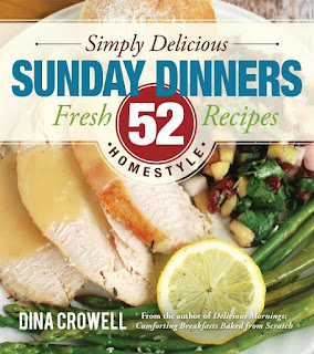 Review: Sunday Dinners by Dina Crowell