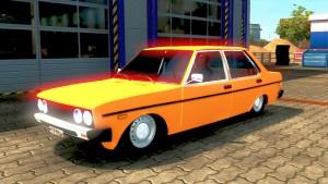 Fiat 131 Edit car mod