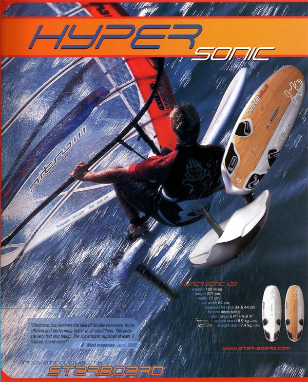 review starboard hypersonic hype or true speedsurfing blog