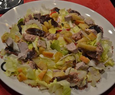 ricetta insalata alla sarladaise