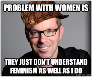 Féminisme 101 : Les mecsplications
