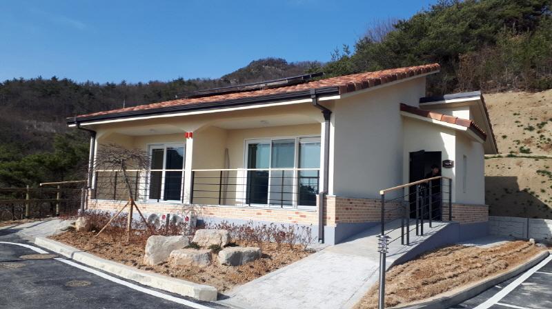 국립변산자연휴양림 숲속의 집 10실 신축, 총 44개 객실 운영