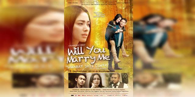 Sinopsis, detail, dan nonton trailer Film Will You Marry Me (2016)