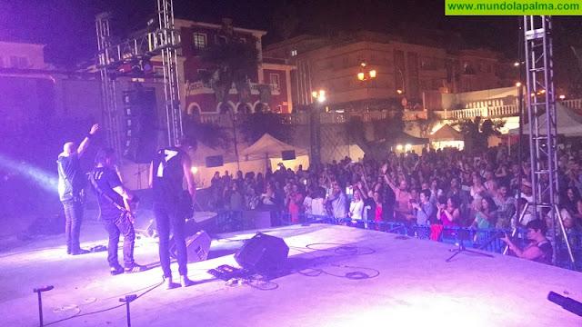 """La primera edición de """"La Palma Cook & Music Fest"""", celebrada el pasado sábado en EL Paso, dejó un gran sabor de boca"""