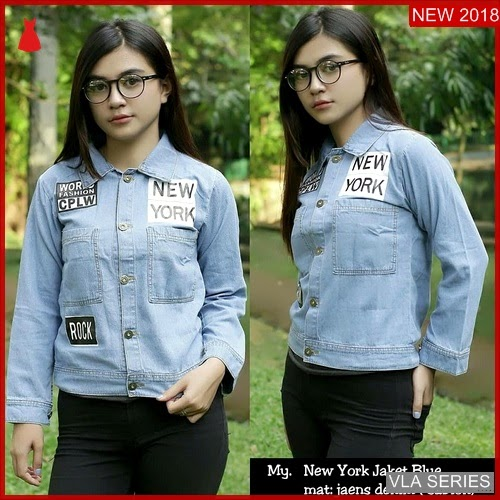 VLA219N182 Model York New Jaket Murah BMGShop
