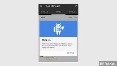 4+ Cara Menghapus Aplikasi Bawaan Android Tanpa Lewat PC Work!