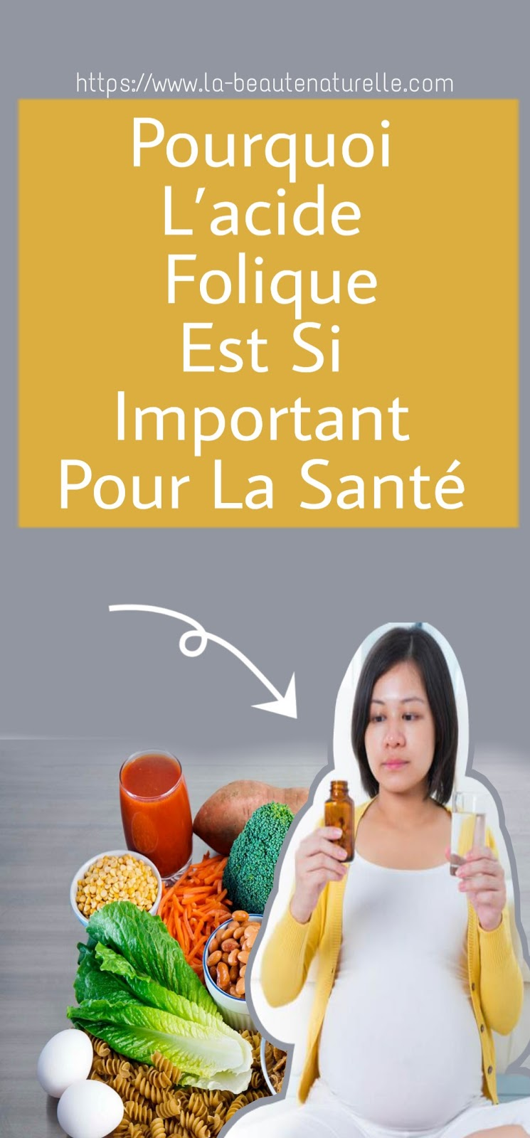 Pourquoi L'acide Folique Est Si Important Pour La Santé
