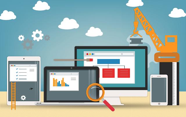 Kiểm tra lại cấu trúc website kiếm tiền trực tuyến