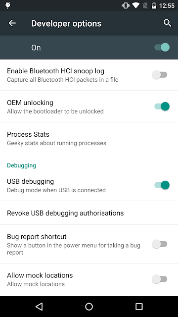 How To Root Nexus 6 shamu And Install TWRP Recovery