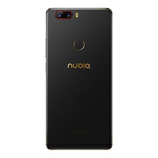 Spek harga ZTE Nubia Z17 8GB 128GB Dual Rear Cam 23.0MP