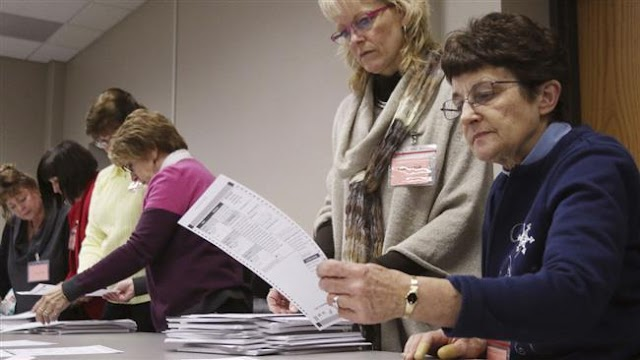 Federal court rejects bid to halt vote recount in US state of Wisconsin