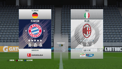 FIFA 16 Leagues Competitions Logos by Italien83