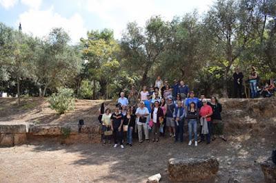 ΝΕΑ ΑΚΡΟΠΟΛΗ στη Ζωγράφου Αττικής: « Μια επίσκεψη στην Ακαδημία του Πλάτωνα»