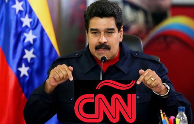 Maduro ordenó sacar del aire la señal de CNN en Español en Venezuela