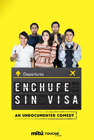 Ver Enchufe sin visa (2016) Online