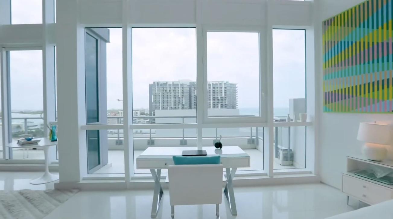 101 20th St Unit TH C, Miami Beach, FL vs. Luxury Condo Interior Design Tour