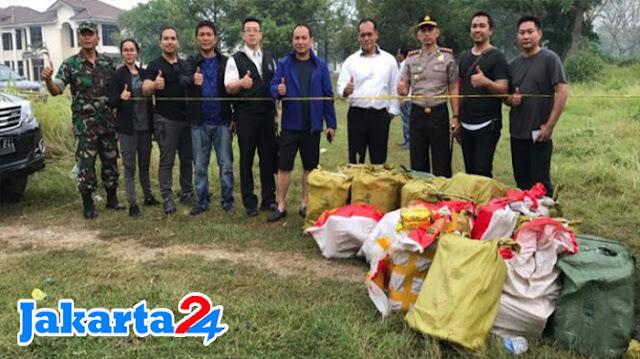 WOW...Polisi Berhasil Menggagalkan Penyelundupan Sabu Seberat 1 Ton