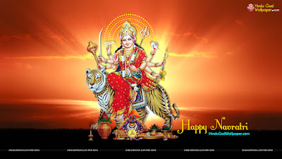 Navratri Hd Photo Wallpaper