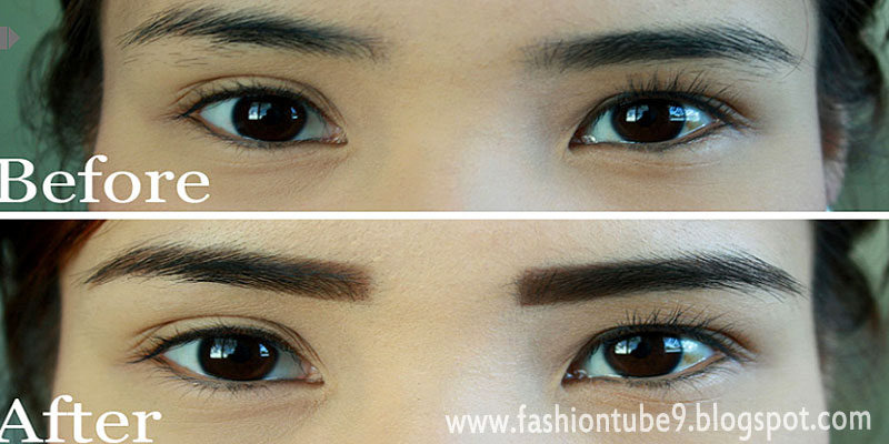 7 Steps To Enhance Your Eyebrows And Make Them Look Fuller The