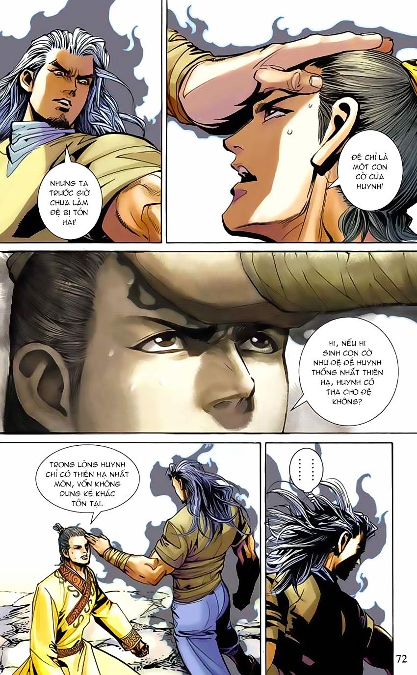 Bạch Phát Quỷ chap 7 - Trang 9