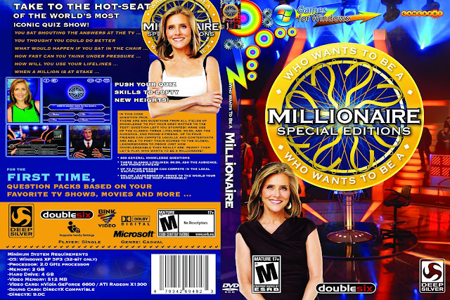 Capa Who Wants To Be A Millionaire Special Edition PC