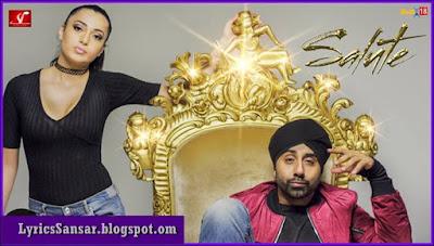 Salute – Jassi Sidhu, Fateh & Dr Zeus