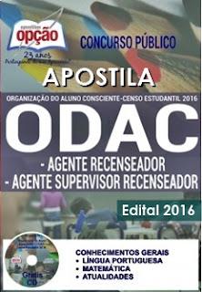 Apostila Concurso ODAC SP 2016