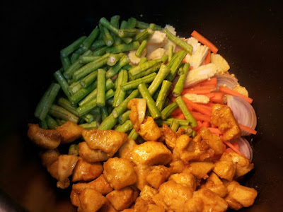 Cara Memasak Ayam Goreng Kunyit