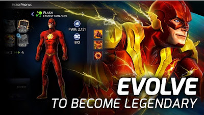 DC Legends: Battle for Justice MOD APK