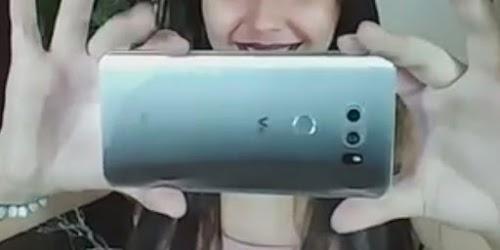 LG V30. KAMERA SMARTPHONE TERBAIK DENGAN APERTURE F/1.6
