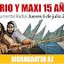 Darío y Maxi - 15 Años