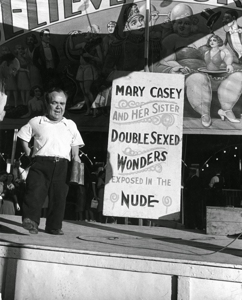 Carnival Women Nude
