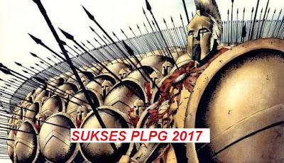 Bahan-bahan yang disiapkan dalam PLPG 2017