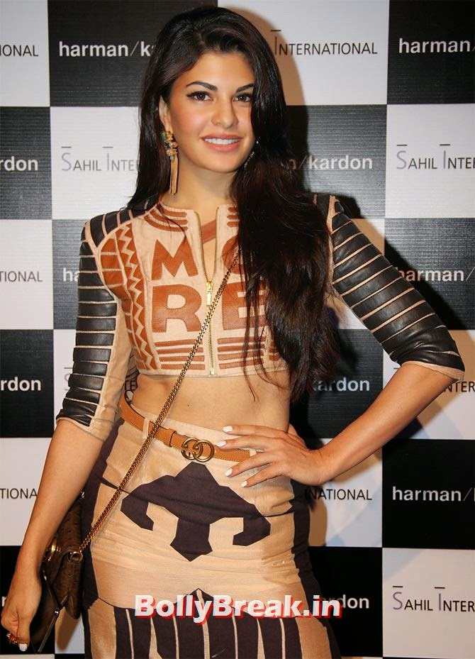 Jacqueline Fernandez, Jacqueline, Shriya, Richa Chadha at luxury brand launch