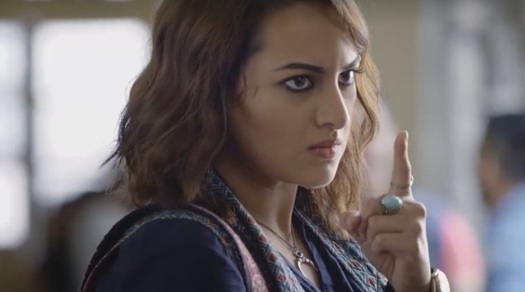 Sonakshi Sinha Is Kicking Ass In The Trailer Of 'Akira' And Here's Why ...