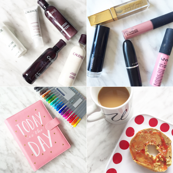 bbloggers, bbloggersca, canadian beauty bloggers, instagram, makeup, fashion, fbloggers, lbloggers, instamonth, sephora, mac, eccolo, planner, fdbloggers