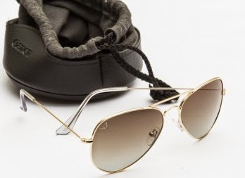 Flat 50% Extra Off on Stylish Golden Brown Polarized Sunglasses worth Rs.4330 for Rs.682 Only @ Lenskart