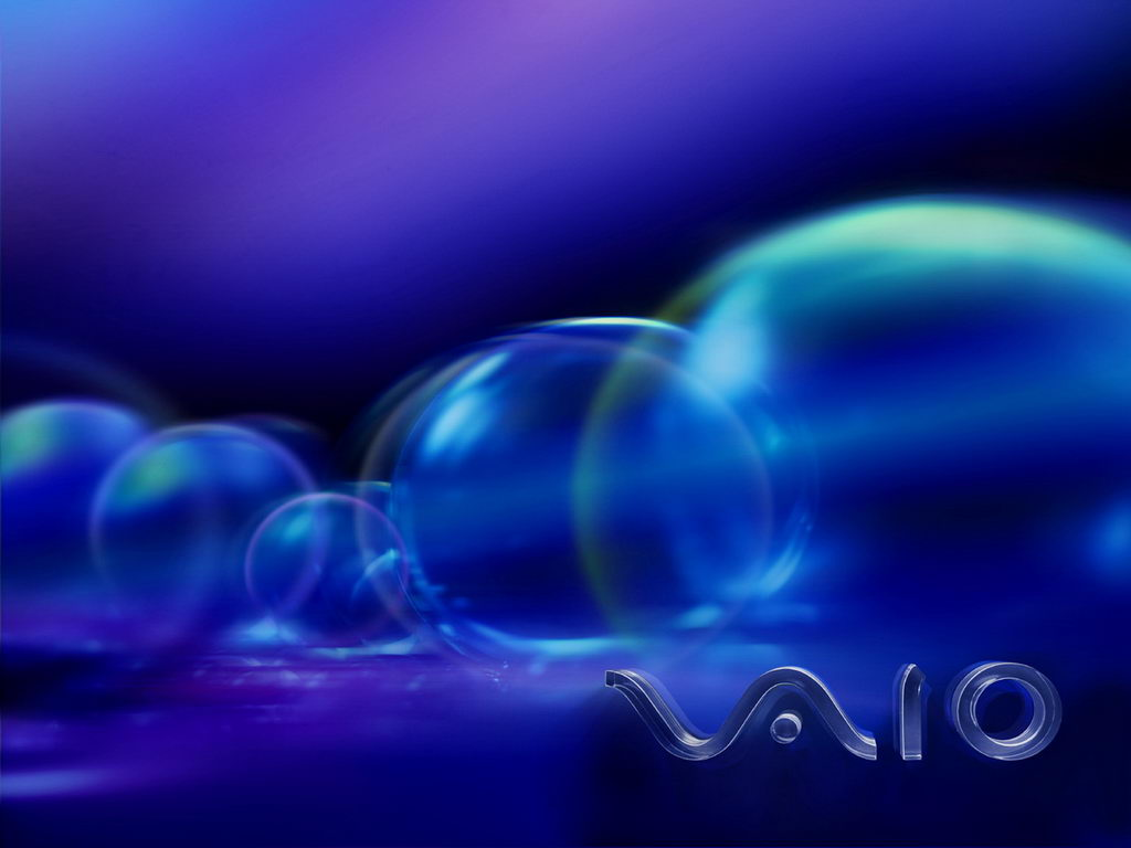 VAIO Nice And Colourful Desktop HD Quality Backgrounds