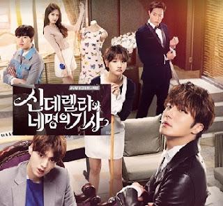 Cinderella and Four Knights Korean Drama