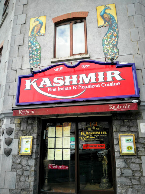kashmir restaurantgalway