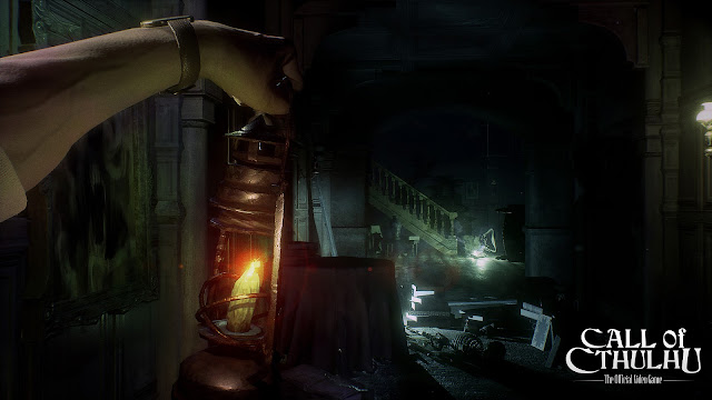INFO Lengkap Game Call of Cthulhu: The Official Video Game 8