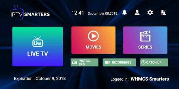 How to setup IPTV Links Smarters on Android devices ?