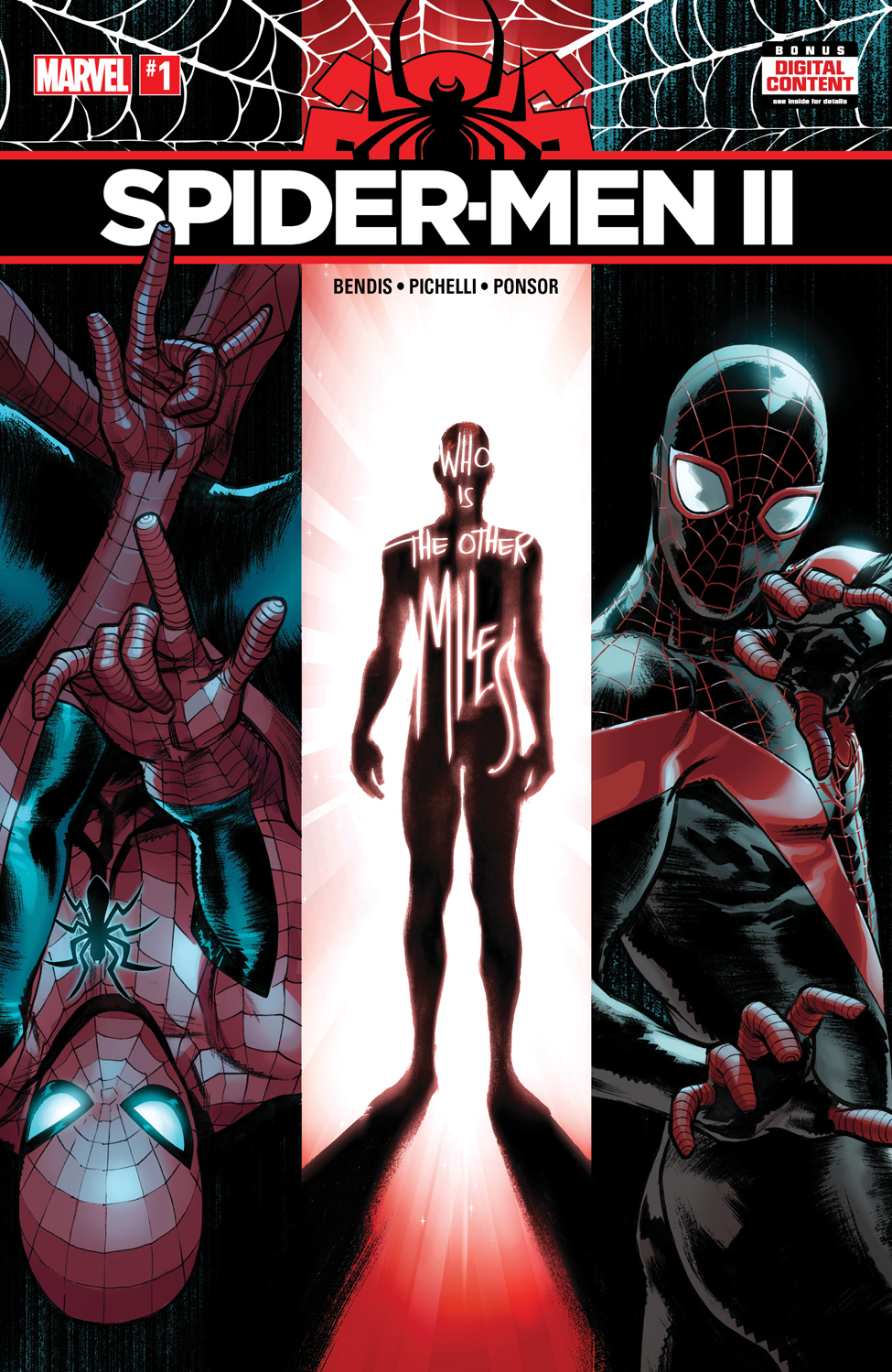 SPIDER-MEN II #1