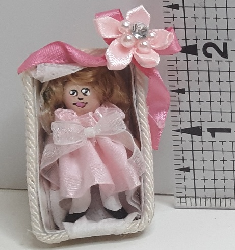 DBK -  Pink Rag Doll Clay