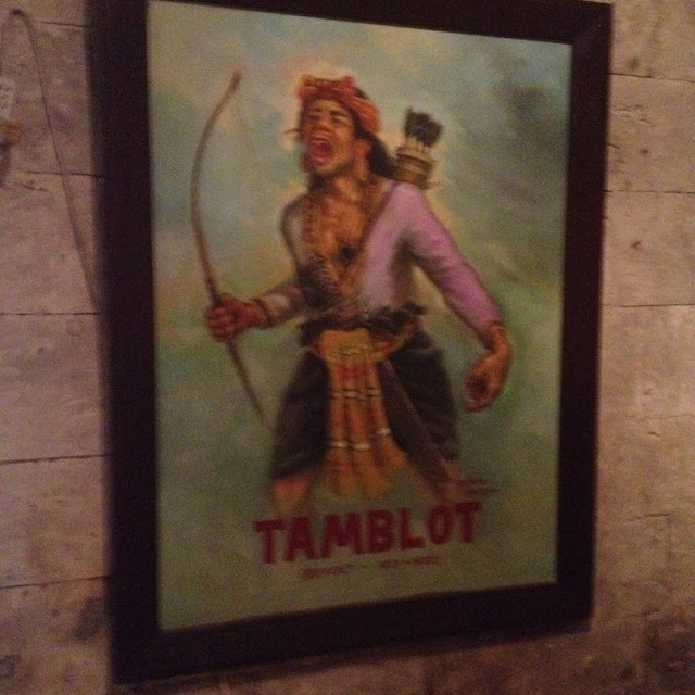 Portrait of Tamblot