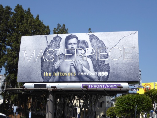 Leftovers 2017 Emmy Masterpiece billboard